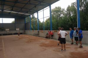 30.8.2014 - balinarski turnir v Obrovu